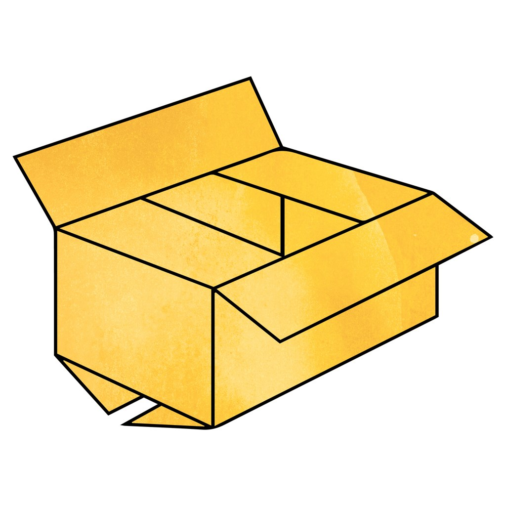 (RSC) <br> Regular Slotted Carton